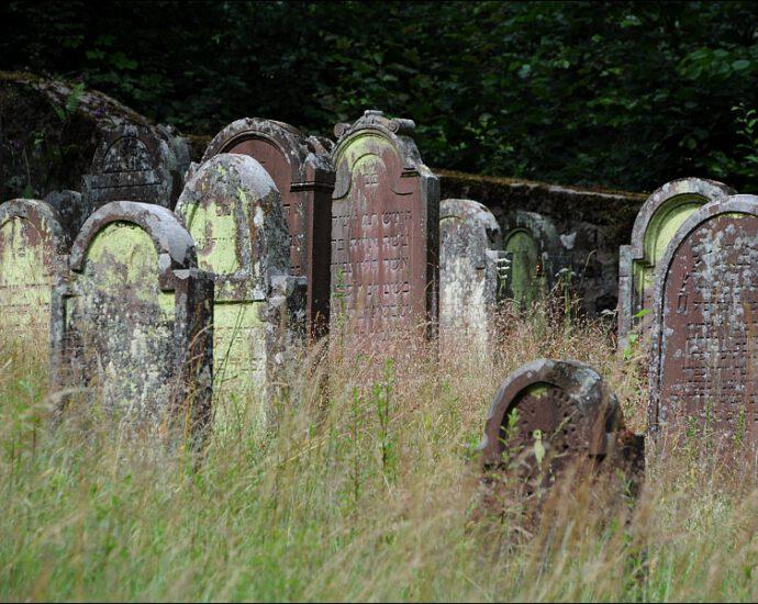 judenfriedhof kleinheubach